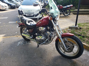 Yamaha Xv 750 Virago Oportunidad Financio Titular Al Dia Pto