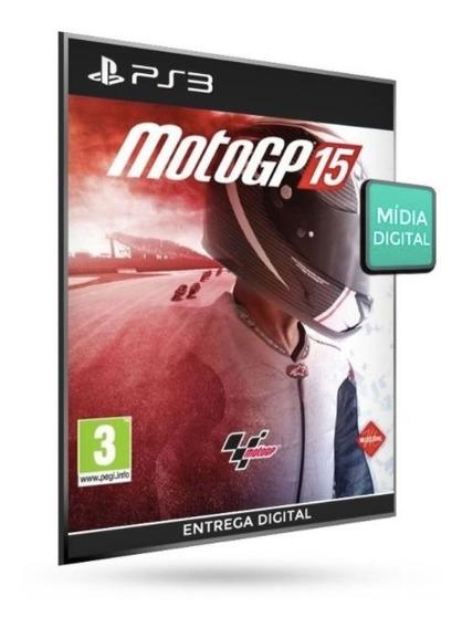 Motogp 15 Ps3 Psn Envio Imediato Moto Gp 15 Psn Original 1