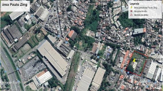 Área De 9.000mil/m² - Na Jornalista Paulo Zing Pirituba Sp