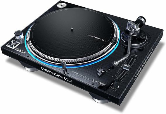 Toca Disco Denon Dj Vl12 Prime