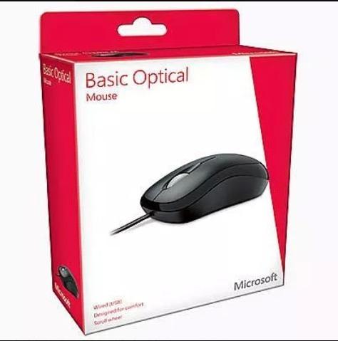 Oferta Mouse Microsoft Basic Optical