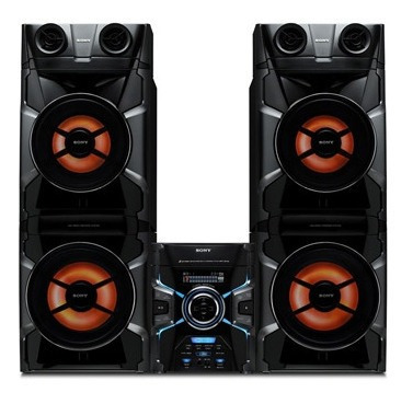 Equipo De Sonido Sony Mhc-gpx8 Minicomponete Sony