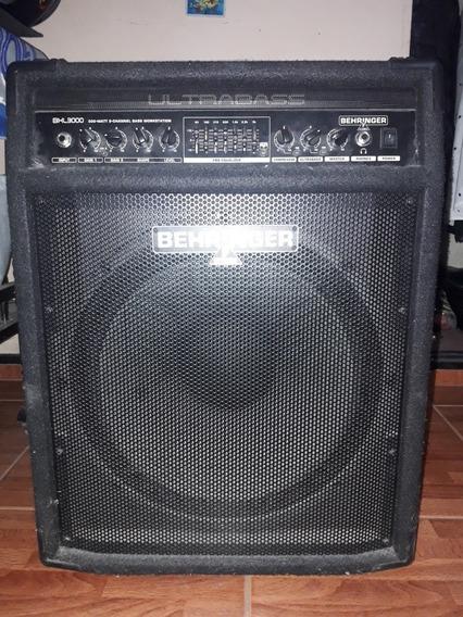 Amplificador De Bajo Behringer Bxl3000
