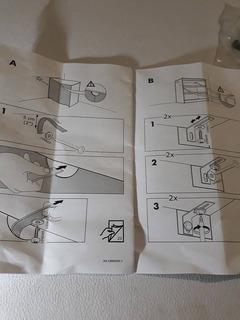 Kit De Fijacion Para Muebles