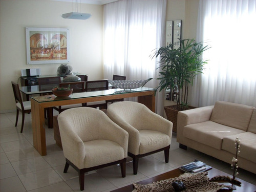 Apartamento Com 4 Quartos Para Comprar No Itapoã Em Belo Horizonte/mg - Dl1928