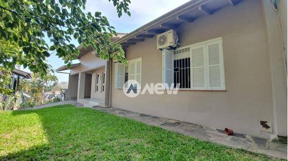 Casa Com 3 Dormitórios À Venda, 174 M² Por R$ 450.000,00 - Rondônia - Novo Hamburgo/rs - Ca3161