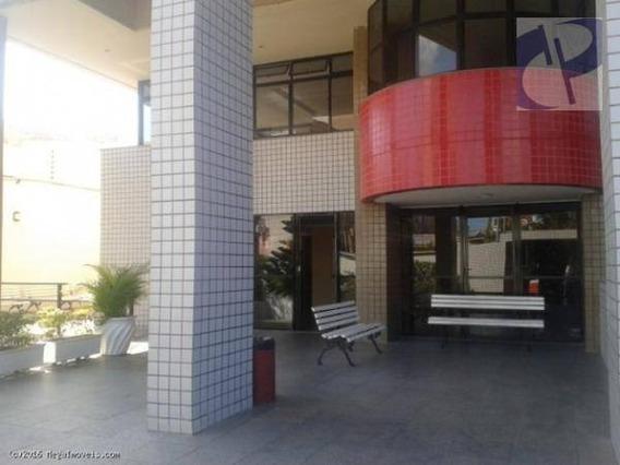 Apartamento Residencial Para Locação, Praia De Iracema, Fortaleza. - Ap1343