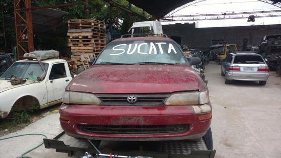 Sucata Toyota Corolla Wagon Le 1.8 1995
