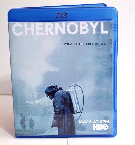 Blu-ray Minisérie Chernobyl - Legendado