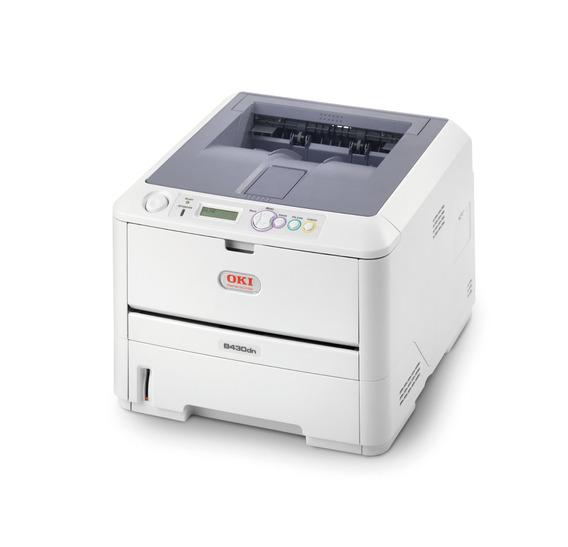 Impressora Okidata B430 Laser Mono A4 Seminova Com Toner
