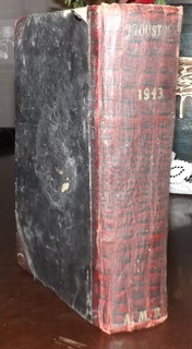 Anuario Sofofa 1943