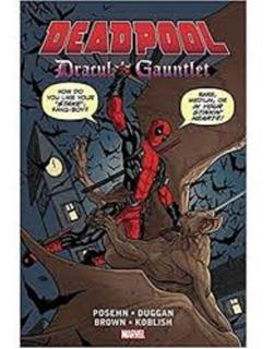 Deadpool Dracula´s Gauntlet - Marvel