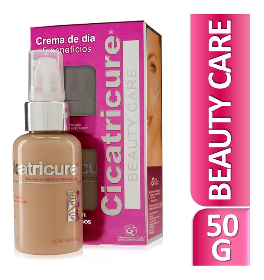 Cicatricure Beauty Care Crema De Día Maquillaje 5 Benefios