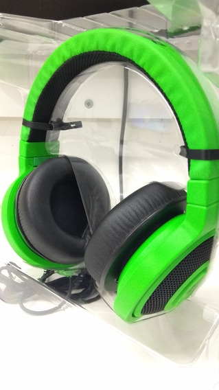 Headphone Gamer Razer Kraken Green - Rz12-00870100-r3m1