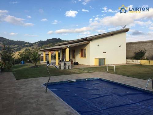 Imagem 1 de 17 de Chácara Com 2 Dormitórios À Venda, 1000 M² Por R$ 500.000 - Toledo - Toledo/mg - Ch1468