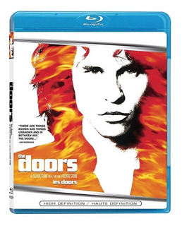 The Doors Película Bluray Jim Morrison Oliver Stone