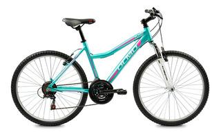 Bicicleta Todo Terreno Olmo Flash 265 Dama R26 Shimano Verde