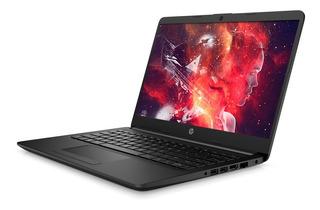 Notebook Hp 14 Amd Athlon Silver 8gb Ssd 128 Gb