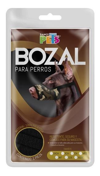 Bozal Para Perro Con Forro De Malla Xxch Cód. Tx40751