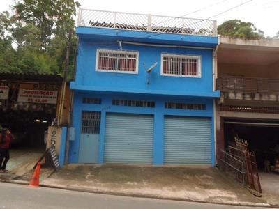 Casa Residencial Para Venda E Locação, Chácara São Luiz, Franco Da Rocha. - Ca0024