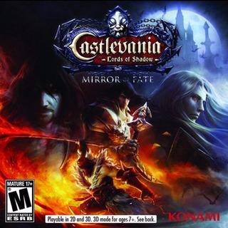 Castlevania Mirror Of Fate Hd ~ Ps3 Digital Español