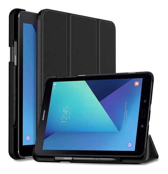Capa Book Cover Samsung Galaxy Tab S3 9.7 Com Slot P/ Caneta