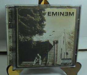 Cd Eminem The Marshall Mathers Lp Novo Frete Grátis Raro