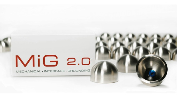 Isoladores Synergistic Research Mig 2.0 High End