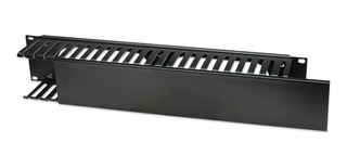 Organizador Horizontal De Cables Intellinet 19 2u /v /vc
