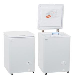 Freezer Horizontal De Pozo Gafa Eternity S120 112 Lts Blanco