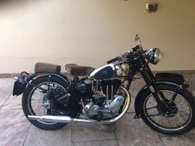 Ajs 500 Una Excelente Moto, Increible.... Año 1948...!!!!