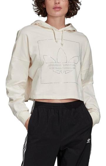 Canguro Crop adidas Originals Tienda Oficial