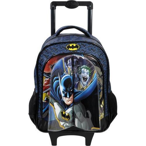 Mala Com Rodas 16 - Batman Gothan Face