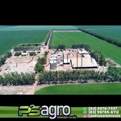 Imagem 1 de 15 de Fazenda À Venda, 12 Mil Hectares Por R$ 365.000.000 - Zona Rural - Chapadão/piauí - Fa0190