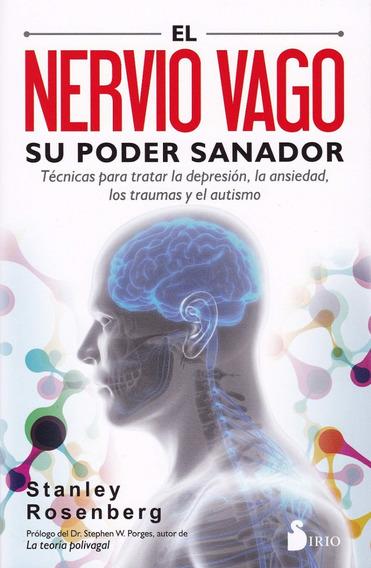 Libro Nervio Vago Su Poder Sanador [depresion, Ansiedad] Dhl