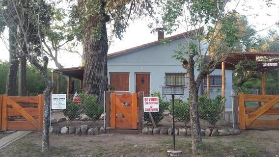 Dueño Vende Casa Con Departamento Y Pileta Amoblados..!!