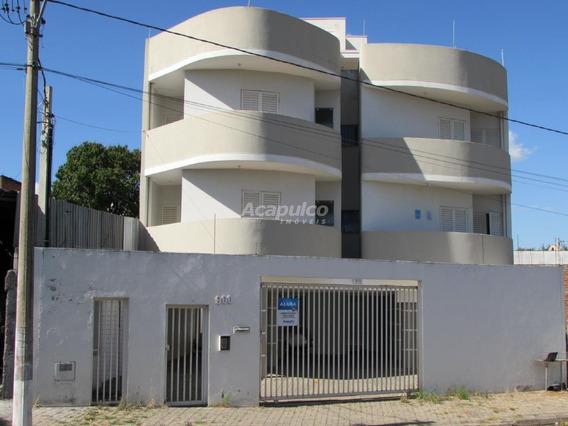 Apartamento Para Aluguel, 2 Quartos, 1 Vaga, Parque Nova Carioba - Americana/sp - 4064