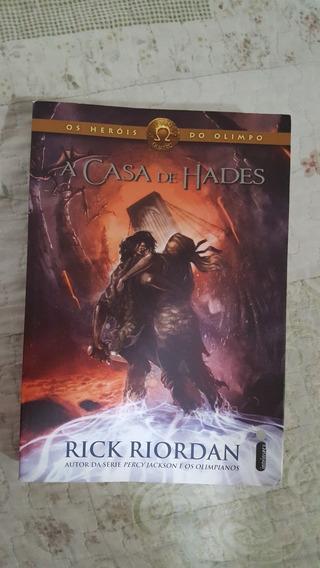 Os Heróis Do Olimpo : A Casa De Hades