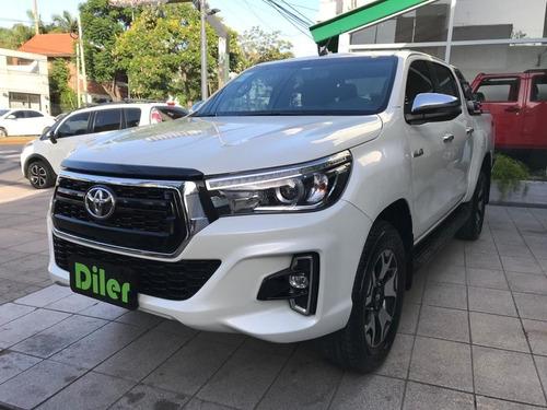 Toyota Hilux 2.8 Cd Srx 4x4 At 2020 Diesel 46655831