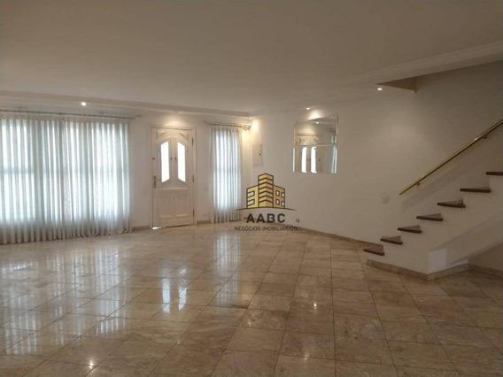 Sobrado Com 3 Dormitórios Para Alugar, 225 M² Por R$ 4.200/mês - Vila Mariana - São Paulo/sp - So0127