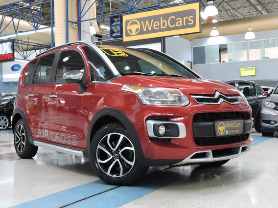 Citroën Aircross 1.6 Exclusive 16v - Automático 2013