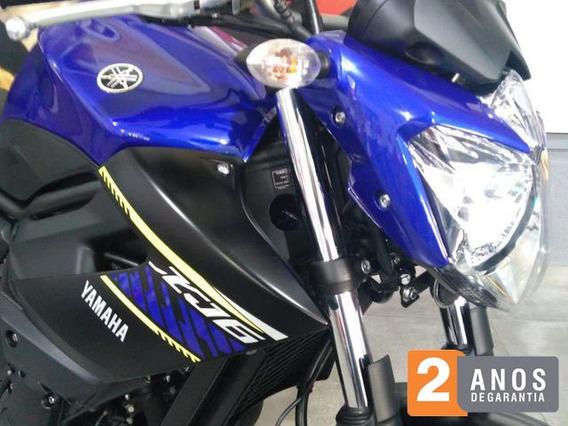 Yamaha Xj6n Abs 2018 (descrição)