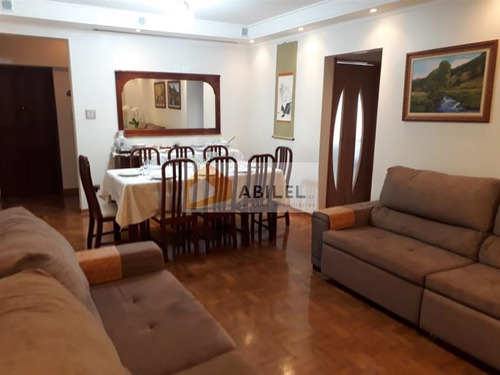 Imagem 1 de 15 de Apartamento Tatuapé - 129 M² - 7691