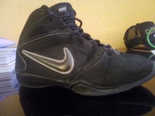 Tenis: Nike Negros Originales