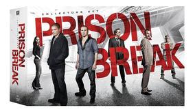 Prison Break Serie 25 Bluray [ Dhl ] Boxset Original