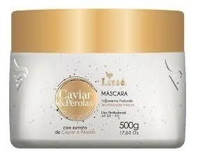 Lissé Máscara Caviar E Perolas 500g