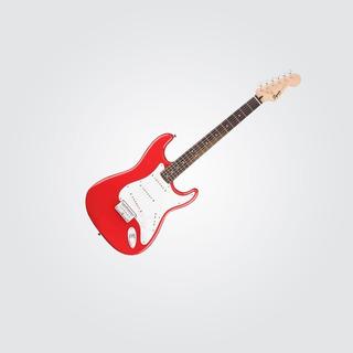Guitarra Eléctrica Squier Stratocaster Mm Roja Fender Ge5023