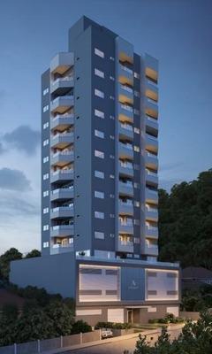 Apartamento Com 2 Dormitórios À Venda, 65 M² Por R$ 335.000 - Fazenda - Itajaí/sc - Ap0742