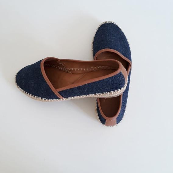 Alpargata Feminina Jeans