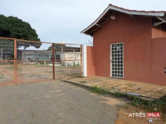 Terreno Para Alugar, 590 M² Por R$ 1.800/mês - Vila Rosa - Goiânia/go - Te0005